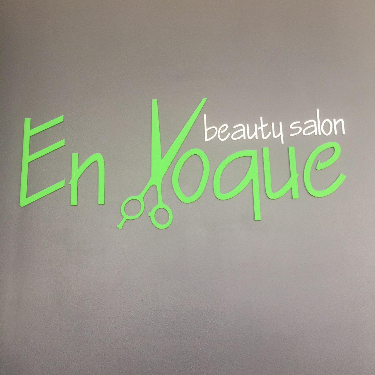 Beauty salon En Vogue