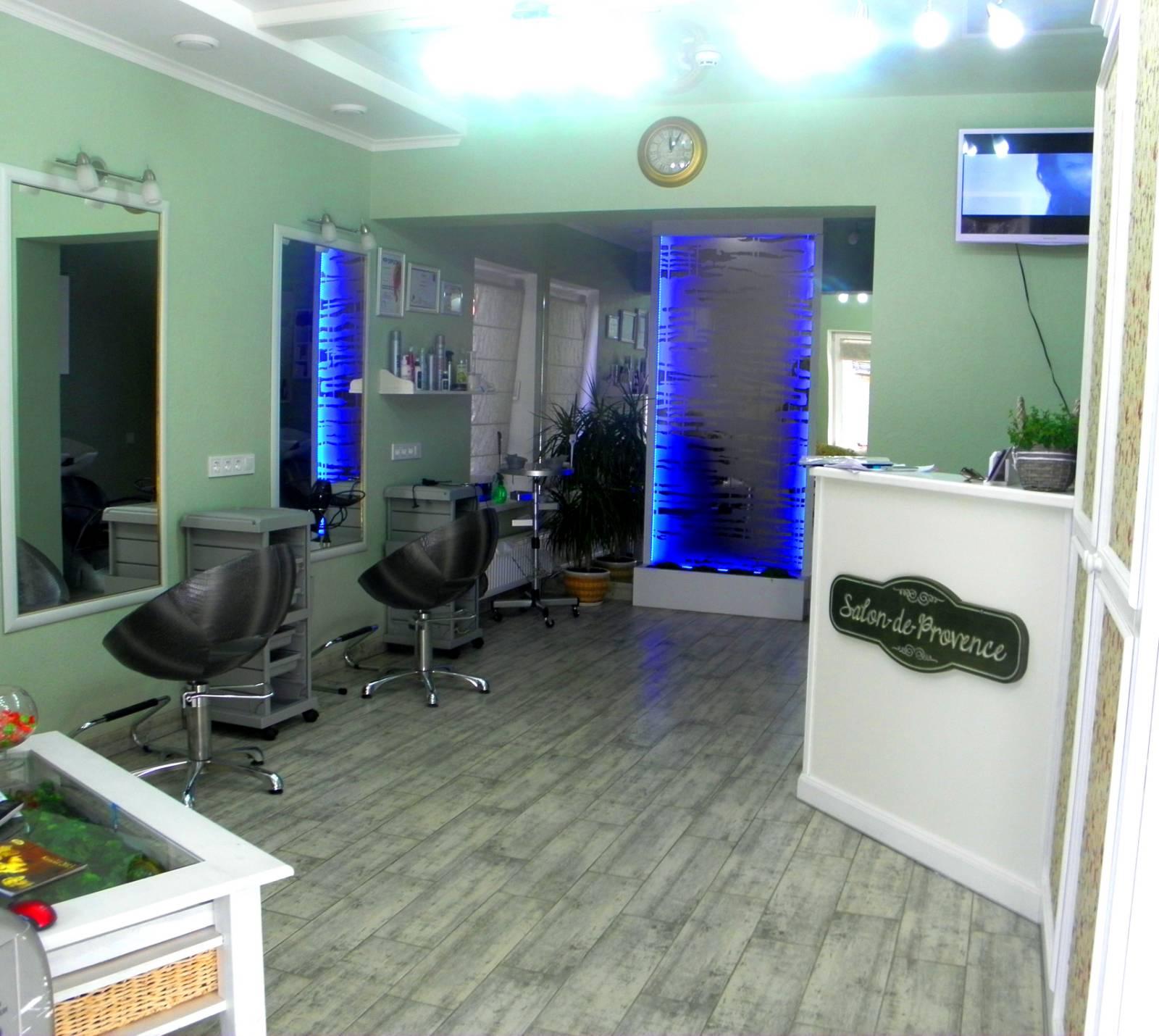 Салон красоты: Salon-de-provence г. Киев